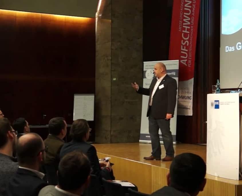 Thomas Göller - Vorträge für Unternehmer